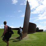 Te Tuhirangi Contour by Richard Serra at Gibbs Farm