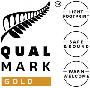 Qualmark Gold Sustainable Tourism Business